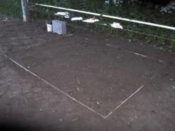 Lysimeter Bosdijk_In gegraven